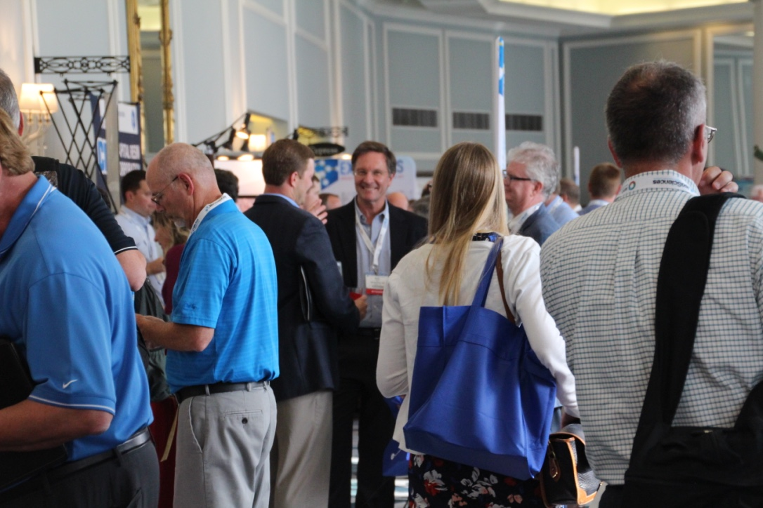 Photo from the 2017 Chemicals America event in Charleston, SC