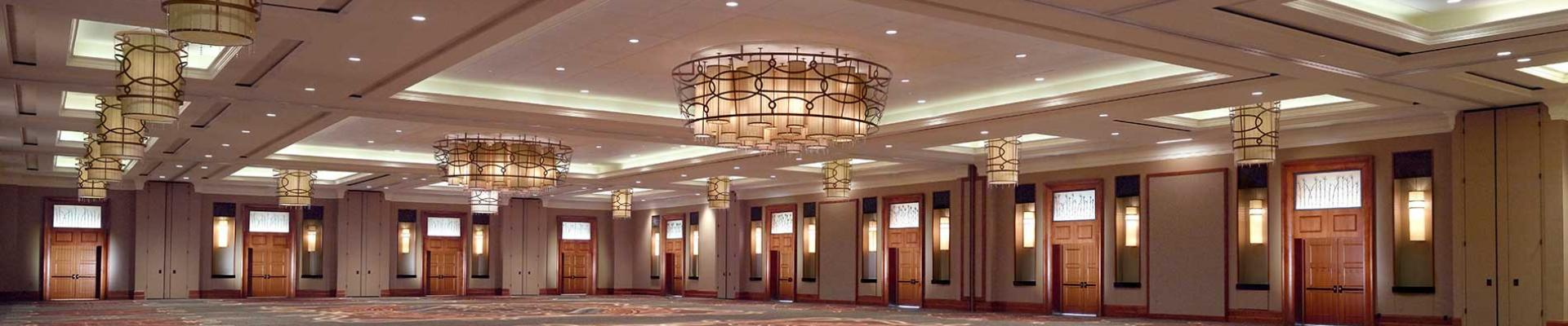 Exhibits and Receptions in the Texas Ballroom